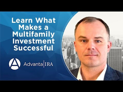 Learn What Makes a Multifamily Investment Successful
