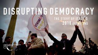 Disrupting Democracy: Italy's 2018 Election thumbnail