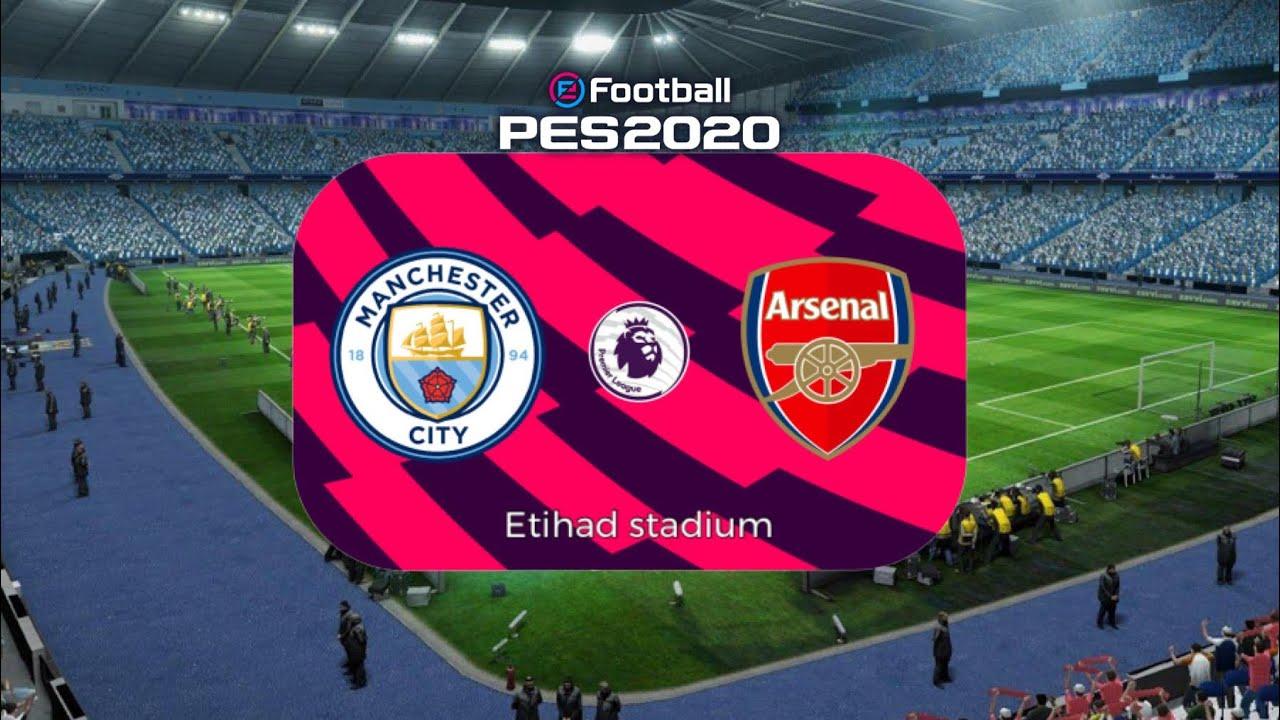 Premier League resumes! Manchester city vs Arsenal | 17 ...