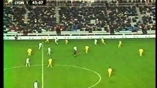 FC Nantes - Lyon 1999-00