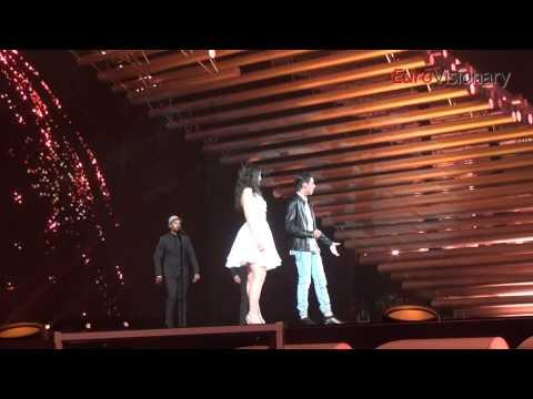 Anita Simoncini & Michele Perniola – Chain of Lights – San Marino - Semi Final 2 Eurovision