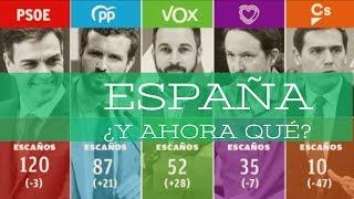 ESPAÑA ¿Y AHORA QUÉ? | EN VIVO DESDE MADRID | DANIEL LARA FARÍAS & NEHOMAR HERNANDEZ