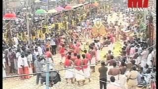 vellayani devi temple festival 2017 Nilathilporu