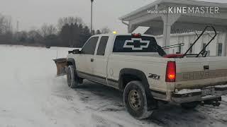 Stop Plowing Snow Like A Schmuck! (Try the ALLEN Method)