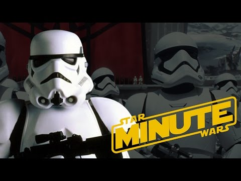 Stormtrooper History and Training (Canon) - Star Wars Minute