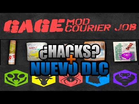 PAYDAY 2 : HACKER DETECTED!!!! - ¿QUE CONTIENE EL NUEVO DLC? - BIG OIL - OVERKILL