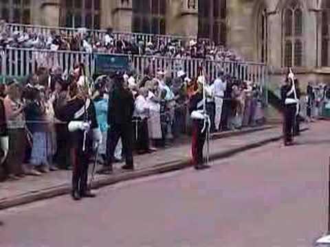 Garter Procession - June 2008