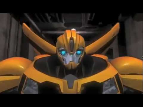 Transformers: Prime - Welcome to the Club Now