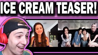 Thank you for watching my reaction to blackpink x selena gomez - 'ice cream' teaser video! follow me on twitter: https://twitter.com/andypiluk i...