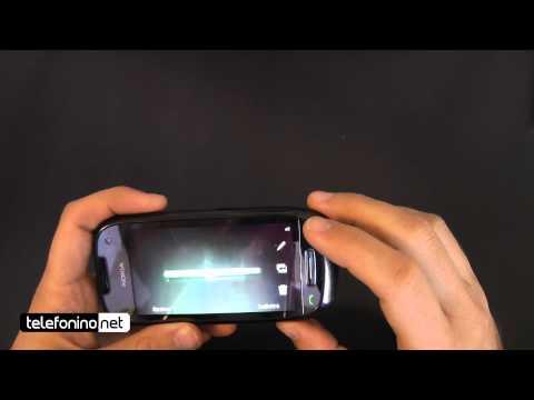 Nokia C7 videoreview da Telefonino.net