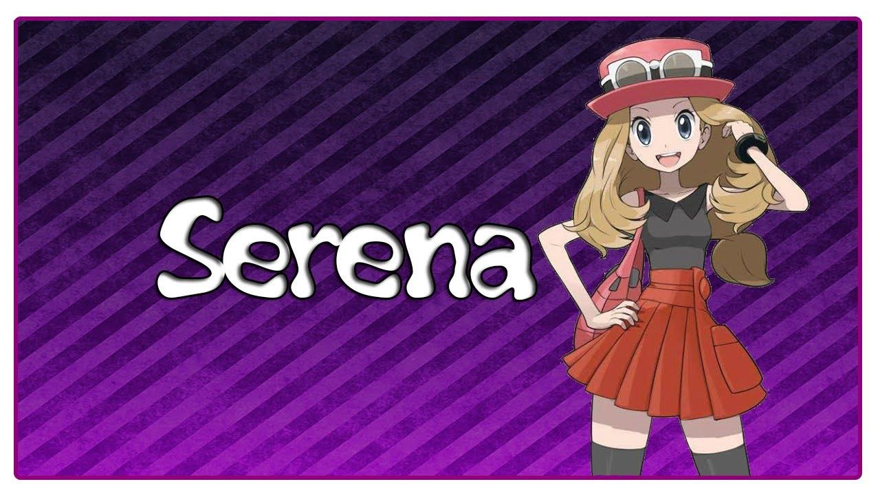 Como dibujar a Serena//How to draw Serena - YouTube