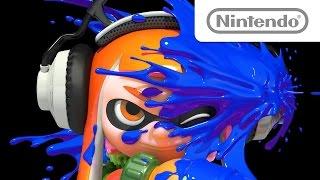 Wii U Splatoon(スプラトゥーン) 紹介映像 【このソフトの他の動画】 ...