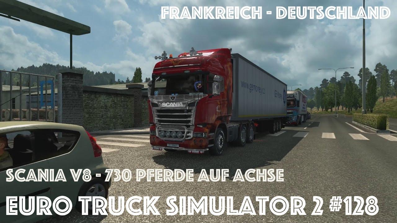 V8 illegal reworked truck v5 0 simulator games mods download - Ets2 128 Scania V8 Twitch Live Stream Scania V8 730 Pferde Auf Achse German Hd Mods 1 27
