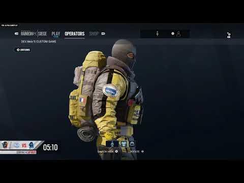 Rainbow 6 Siege Finka Lion Year 3 Operators
