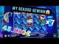 NEW! Shark Week Slot Machine!! Long Session Full Of ...