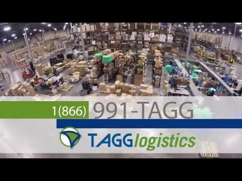 Order Fulfillment at the Speed of Now | TAGG Logistics - YouTube