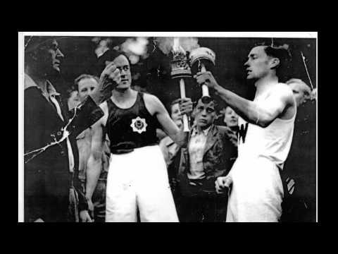 Peter Finch and the 1948 Olympics