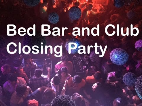Bed Bar and Club Closing Party Greenfield Mandaluyong by HourPhilippines.com