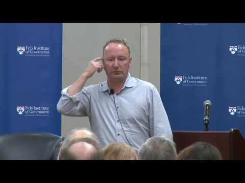 Professor Mark Blyth on the Welfare State