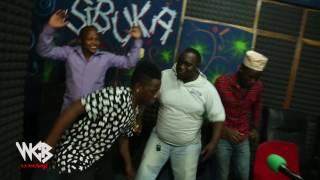 rayvanny niliowaimba wamemaindi natafuta kiki radio tour sibuka fm part 1