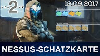 Destiny 2: Cayde Schatzkarte Nessus Guide (Deutsch/German)