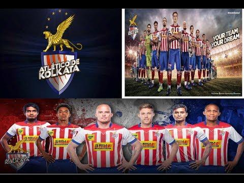 ATK Special 2018 Hd Fatafati Football Atletico De Kolkata
