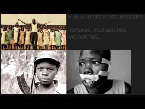 Joseph Kony Uganda - El conflicto olvidado
