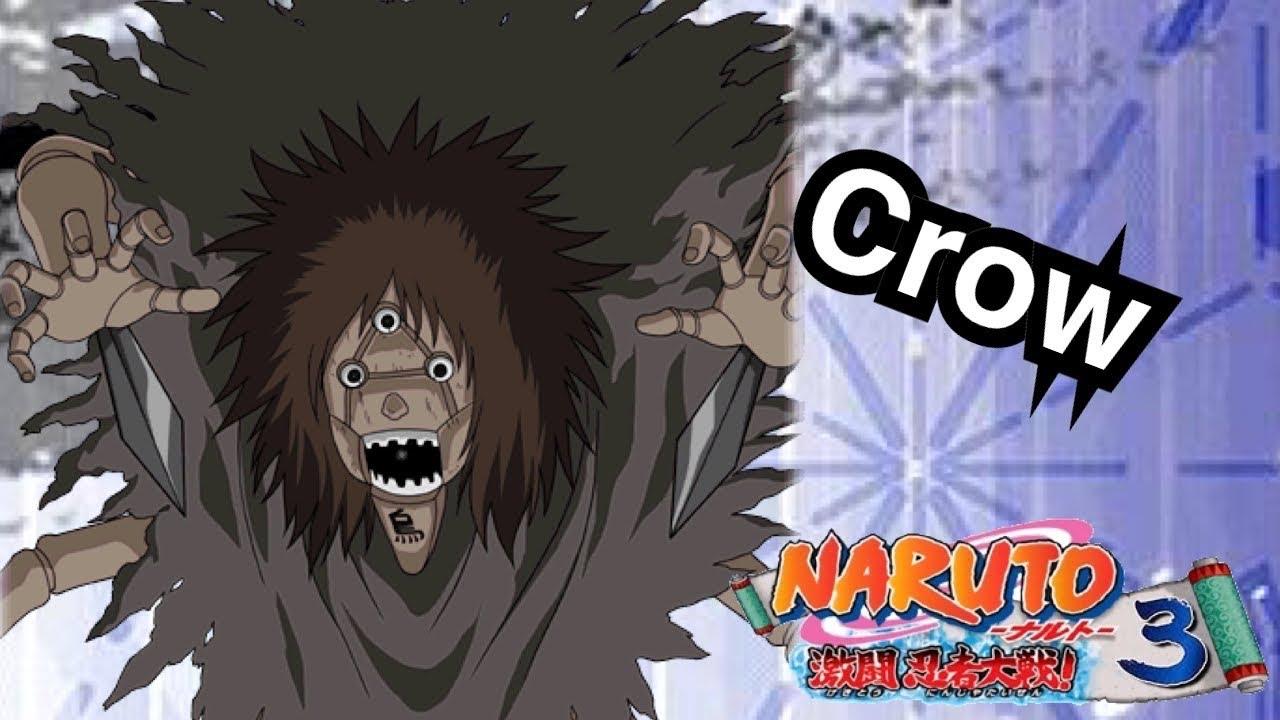 Naruto Gekitou ninja Taisen 3 Crow Time Attack - YouTube