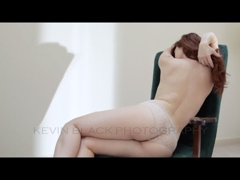 Beautiful Nude Woman as Art - by Kevin Black and Vaunt model