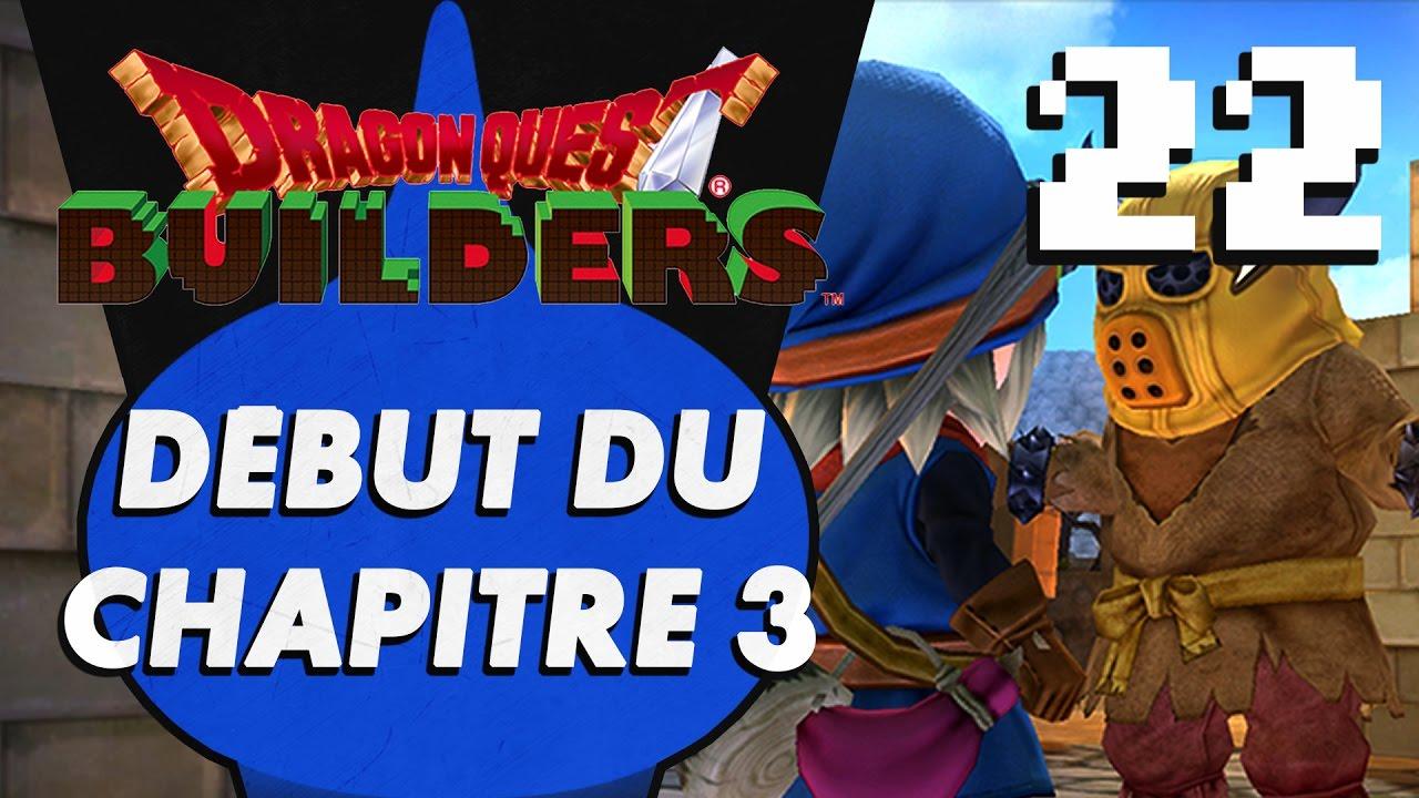 Chapitre  Carte Carte Dragon Quest Builder