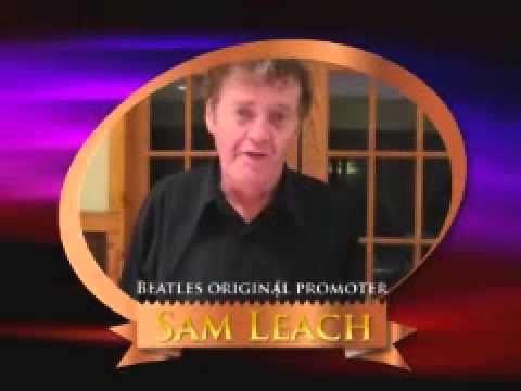 Sam Leach, original promoter of The Beatles, talks about American English.