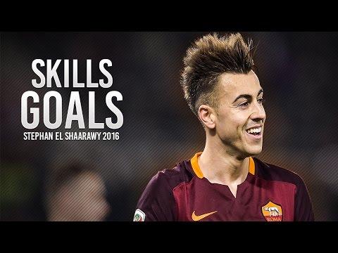 Stephan El Shaarawy ▶ Skills & Goals 2016 ▶ HD