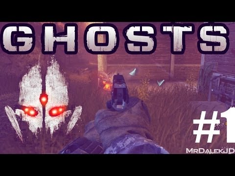 Call of Duty: Ghosts EXTINCTION GAMEPLAY! Extinction LIVE #1! - (COD Ghost Aliens Online)
