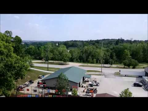 Holiday World: Liberty Launch / On Ride POV / May 24, 2015