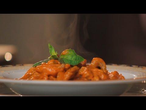 Бефстроганов по-итальянски. Рецепт от шеф-повара
