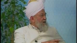 Liqa Ma'al Arab 10 July 1997 Question/Answer English/Arabic Islam Ahmadiyya