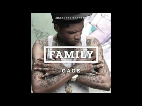 GAGE - FAMILY [JUGGLERZ RECORDS 2017]