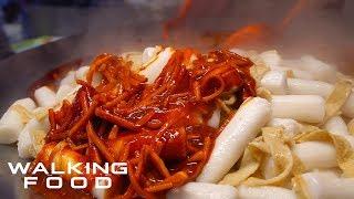 물없이 무 만으로 국물을 내는 이가네 떡볶이! 백종원 3대천왕 우승 떡볶이! tteokbokki / korean street food