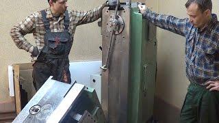 Жөндеу, фрезерлі станоктың 6Р81 3-бөлік Қалпына келтіру бағыттаушы станиналары