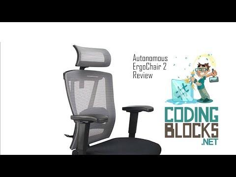 Autonomous ErgoChair 2 Review