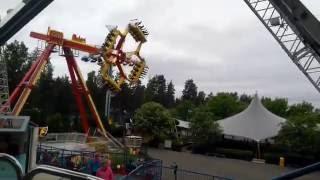 Парк развлечений в Финляндии(Отдых в Финляндии с детьми, особенно, летом, не обходится без парка развлечений. Открытие парка развлечений..., 2016-05-28T16:39:30.000Z)