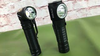 Rofis R3 VS. Thrunite TH10 V2: EDC& Headlamp Flashlight Showdown