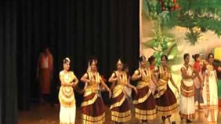 KCS Onam Mela 2010 - Kerala Theme dance