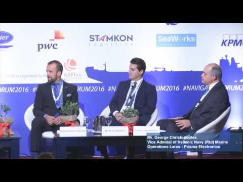 "3rd Panel - ""Smart & Green maritime Technology: Where we are"