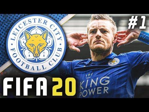 FIFA 20 Leicester