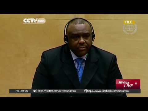 Former Congolese leader to be sentenced for war crimes