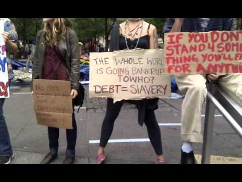 Occupy wall street saturday 24, 2011
