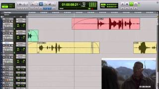 Dialogue Editing for Motion Pictures - Lesson 2: Basic Transitions