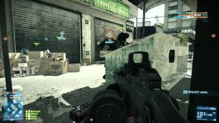 Battlefield 3 Strike at Karkand Conquest 64 Player PC HD 1080P