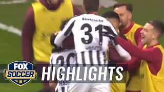 Video Gol Pertandingan Eintracht Frankfurt vs Darmstadt 98
